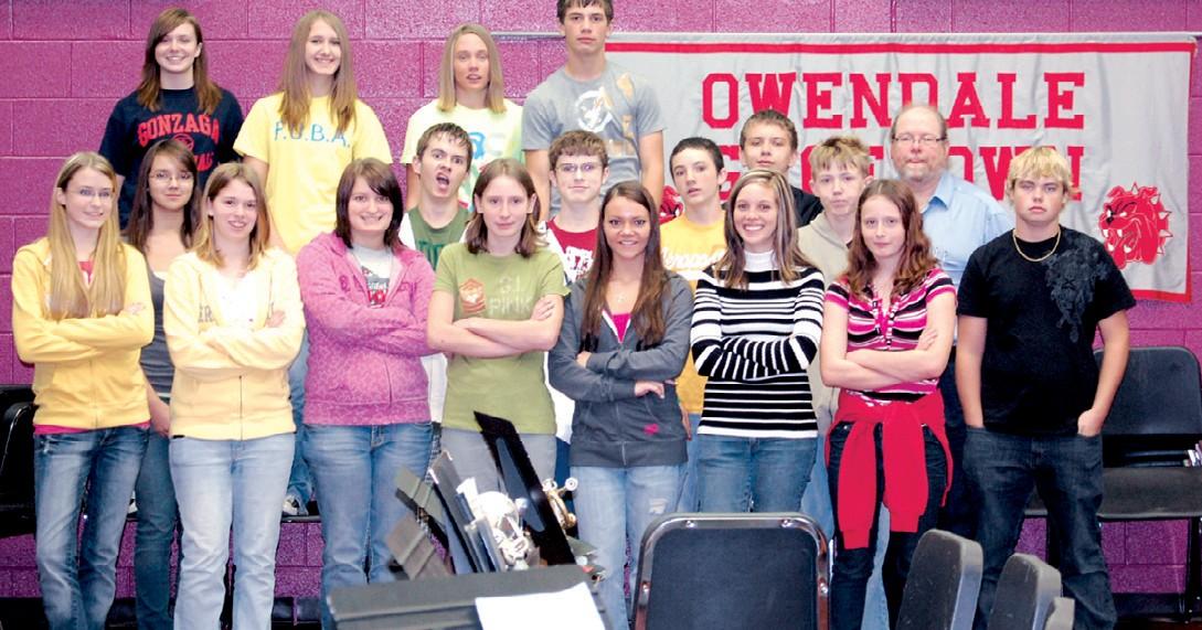 Band Choir Showcase Huron County View